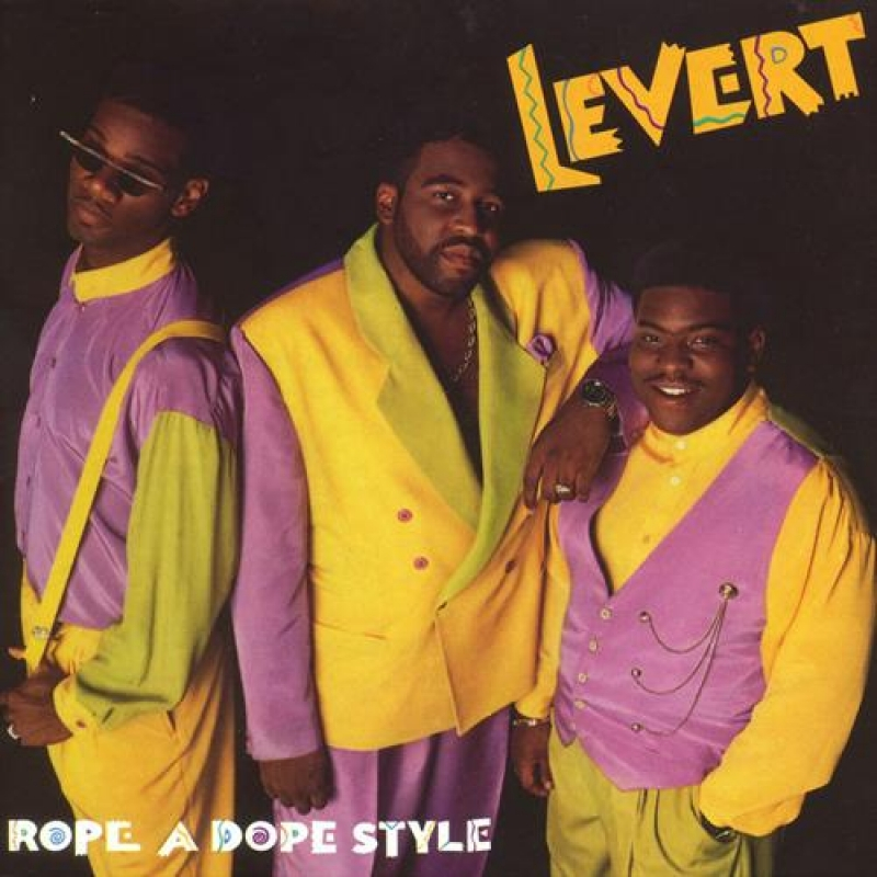Levert - Rope A Dope Style (CD)