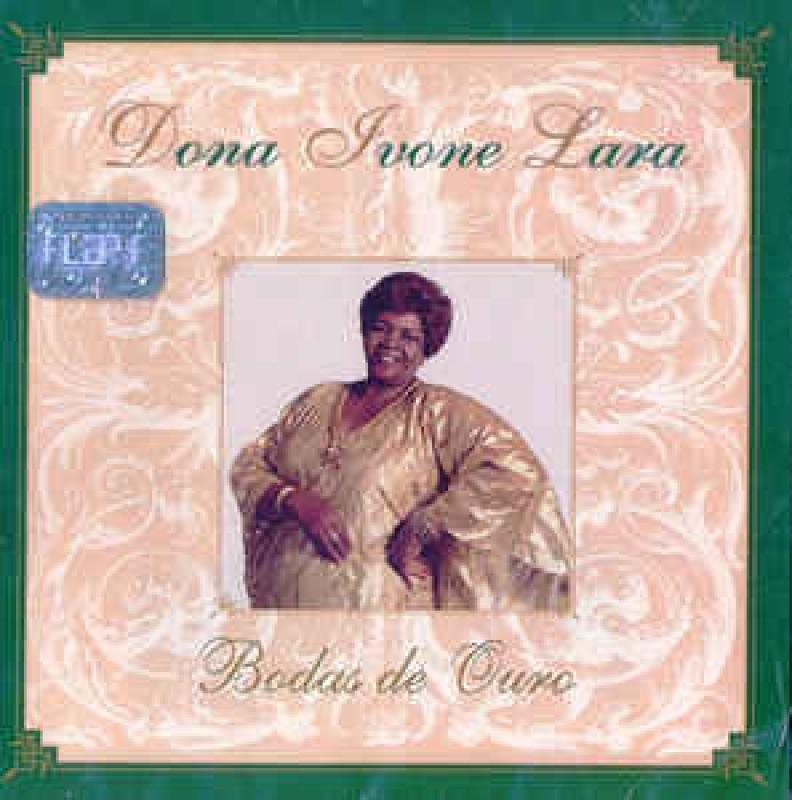 Dona Ivone Lara - Bodas de ouro (CD)