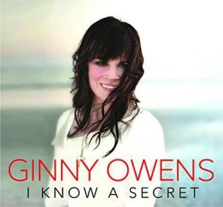 CD Ginny Owens I Know a Secret
