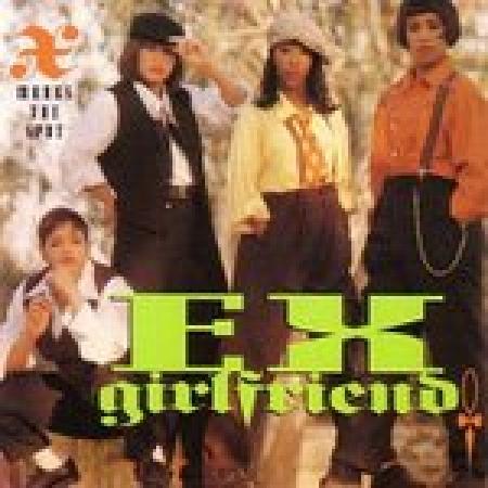 Ex-Girlfriend - X Marks The Spot (CD)