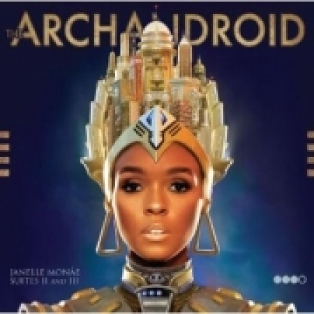 Janelle Monae - The ArchAndroid (CD) (075678989834)
