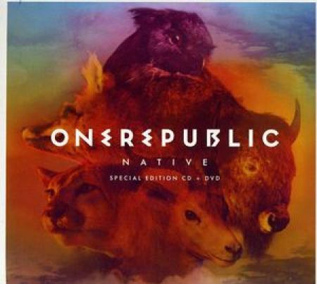 CD Onerepublic Native Deluxe CD+DVD Importado
