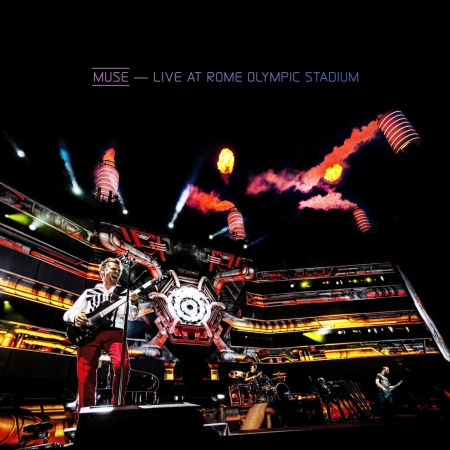 Muse Live At Rome Olympic Stadium CD+DVD
