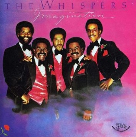The Whispers - Imagination (CD)