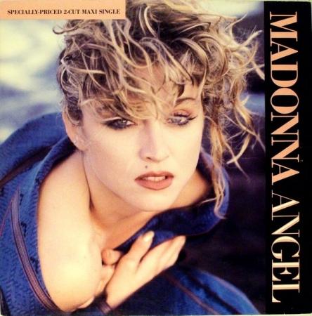 LP Madonna - Angel 12 (Vinyl Single Importado)