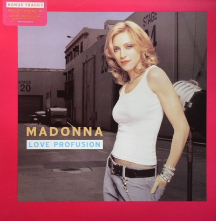 LP Madonna - Love Profusion 12 Single Importado