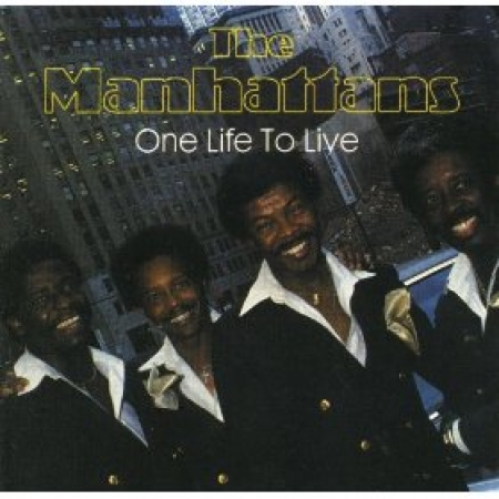 The Manhattans - One Life To Live (CD)