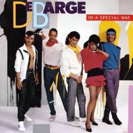 DeBarge - In A Special Way (CD)