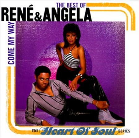René & Angela - The Best of René & Angela: Come My Way (CD)