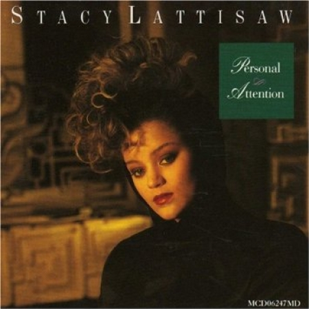 Stacy Lattisaw - Personal Attention (CD)