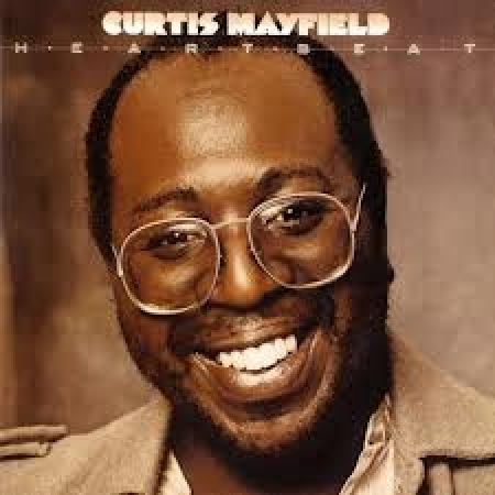 Curtis Mayfield - Heartbeat (CD)