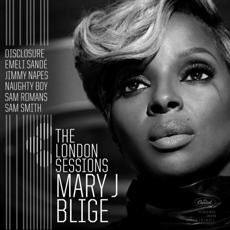 CD Mary J Blige London Sessions Importado