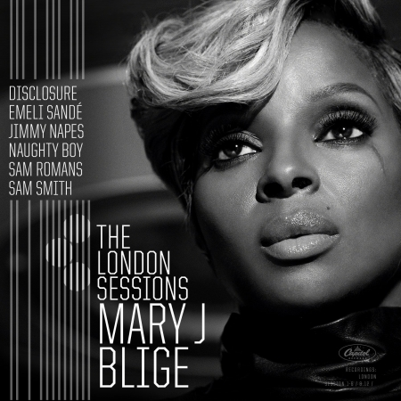 CD Mary J Blige London Sessions NACIONAL