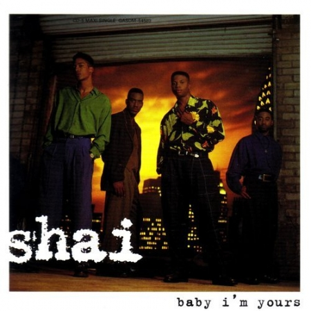 Shai - Baby I m Yours (CD)