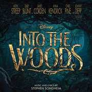 .CD Into the Woods O.S.T. Standard Importado