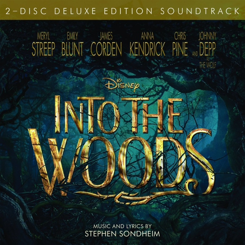 Into the Woods O.S.T. Deluxe Digpack DUPLO IMPORTADO (CD)