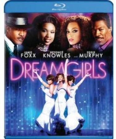 Blu Ray Dreamgirls Importado Participação Beyonce