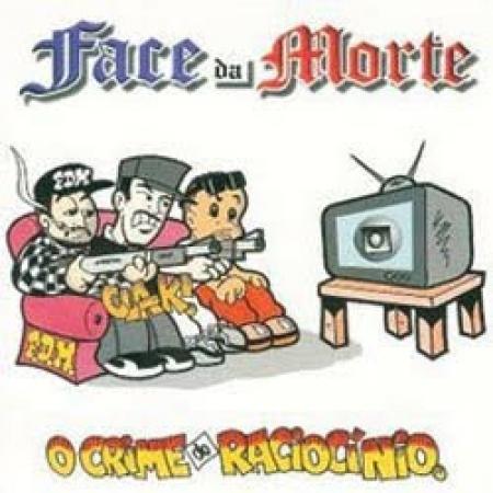 FACE DA MORTE - O Crime do Raciocínio (RARO)