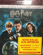 HARRY POTTER E A ORDEM DO FENIX  (2PC) (HD DVD)