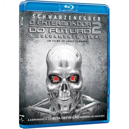 Blu Ray O Exterminador do Futuro 2 O Julgamento Final