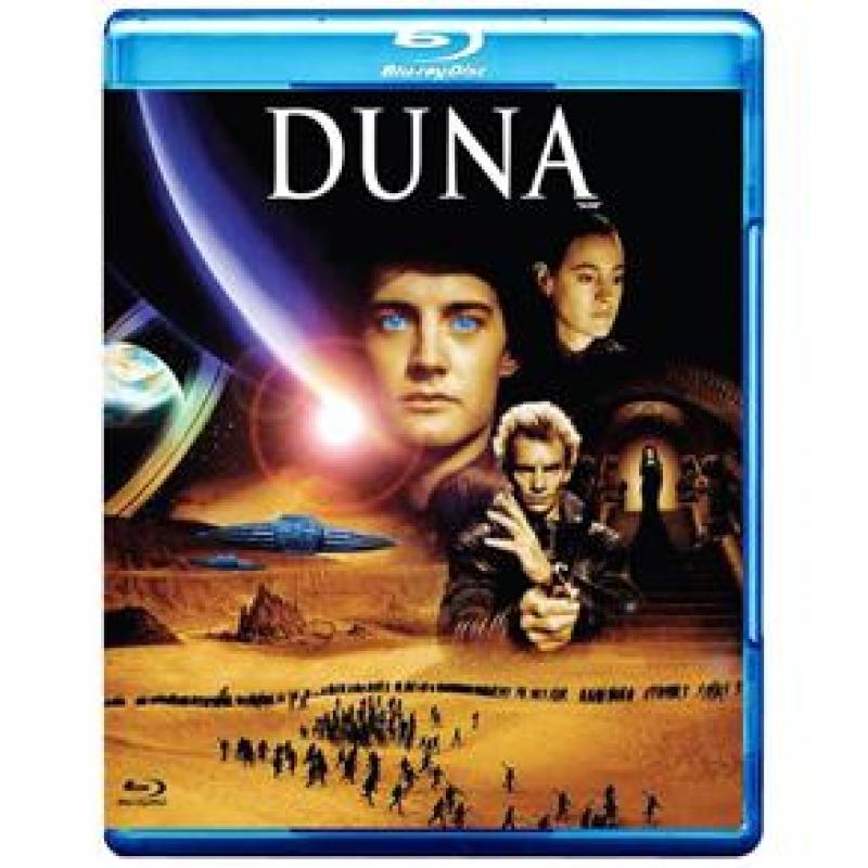 DUNA (BLU-RAY)