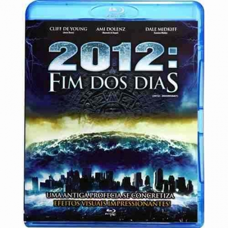 2012 Fim Dos Dias (BLU-RAY)