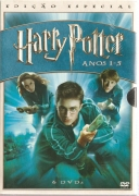 Box Dvd Harry Potter Anos 1 - 5