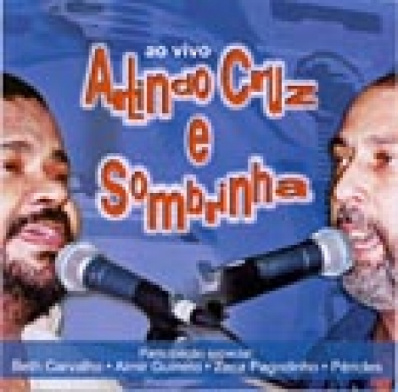 Arlindo Cruz e Sombrinha - Ao Vivo (CD)