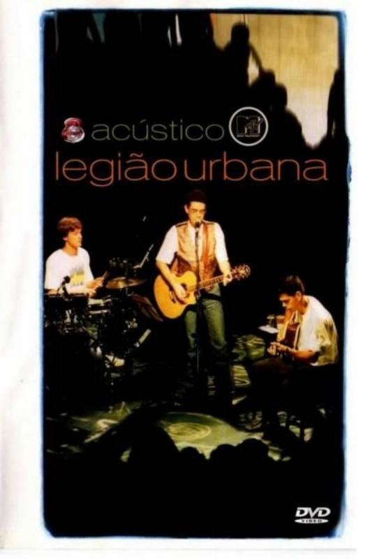 Legiao Urbana - Acustico MTV - DVD