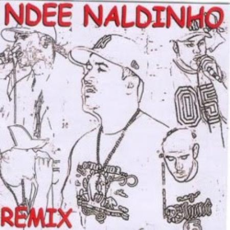 Ndee Naldinho - Remix (CD)