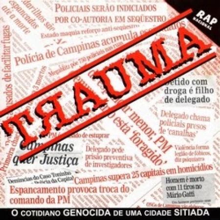 Trauma - O Cotidiano Genocida de  Uma Cidade Sitiada (CD)