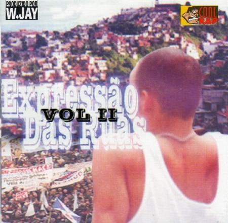 Expressao de Rua - Vol . 2 (CD)