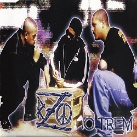 RZO - O TREM - PIRITUBA CD SINGLE (RARO) RAP NACIONAL