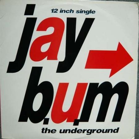 LP JAY BUM - The Underground Mash Ion 12 Single (Vinyl) IMPORTADO