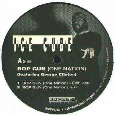 Ice Cube  -  Bop Gun (One Nation/Down For Whatever) (Vinyl)