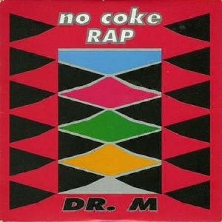 LP Dr. M - No Coke Rap (Vinyl)