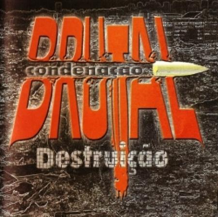 Condenacao Brutal - Destruicao (CD)