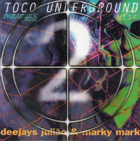 Toco Undeground Hits Vol.2 - Djs Julião & Marky mark