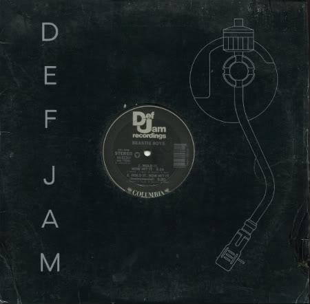 LP Def Jam - Recordings (Vinyl)