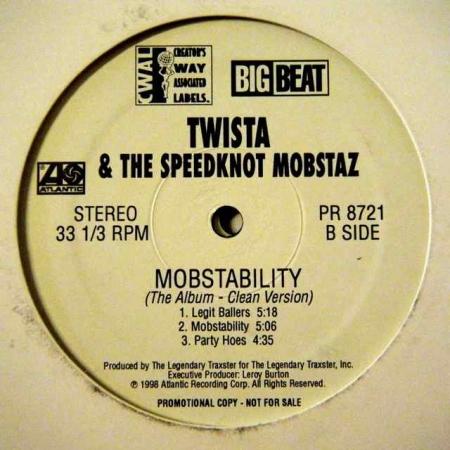 LP TWISTA & THE SPEEDKNOT MOBSTAZ