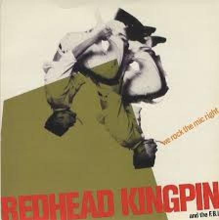 LP Redhead Kingpin And The F.B.I.