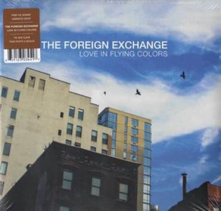 LP The Foreign Exchange - Love in Flying Colors (VINYL DUPLO IMPORTADO LACRADO)