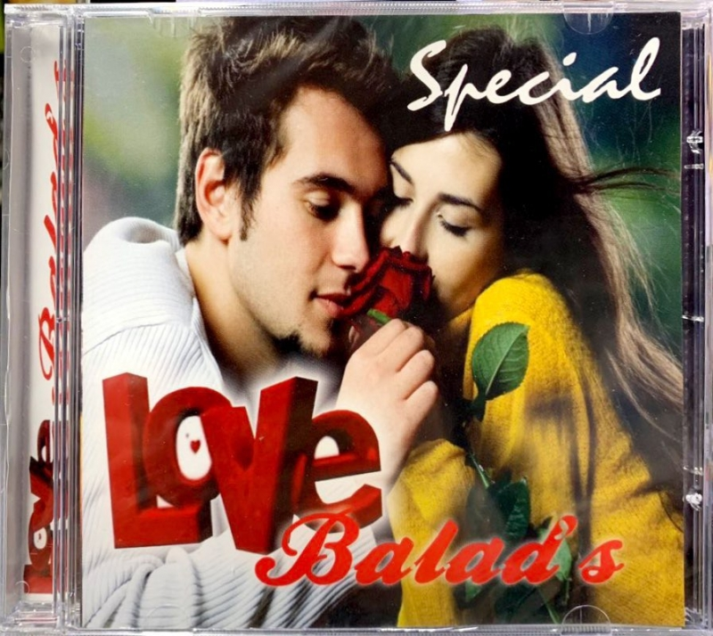 LOVE Balads - Special (CD)