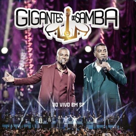 Gigantes do Samba - Ao Vivo (CD)