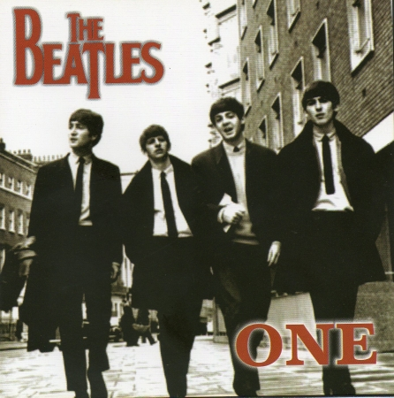 The Beatles - ONE (CD)