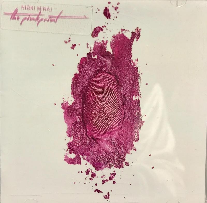 Nicki Minaj - The Pinkprint (NACIONAL) (CD)
