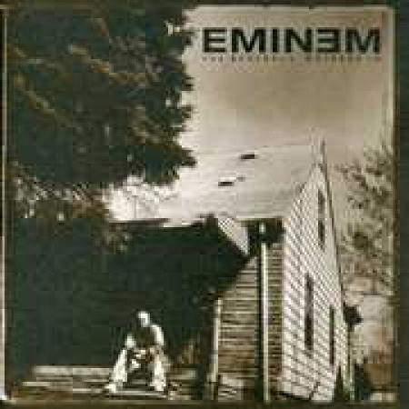 Eminem The Marshall Mathers LP IMPORTADO (CD)