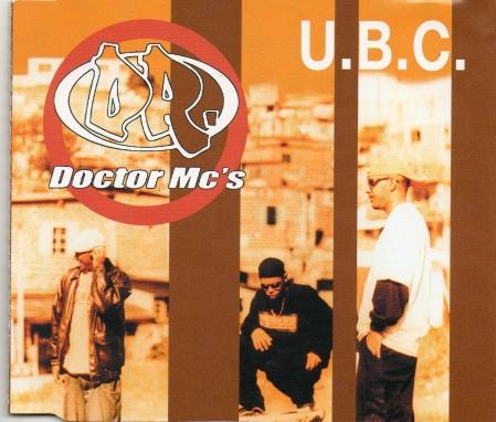 Doctor MCs - UBC (CD SINGLE)