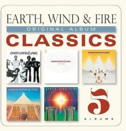 Earth Wind  Fire Original Album Classics