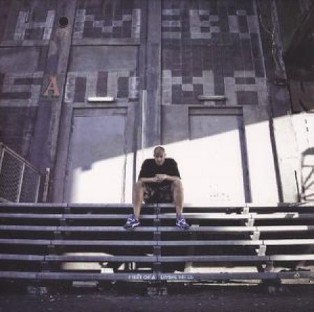 LP Homeboy Sandman - First Of A Living Breed VINYL DUPLO IMPORTADO LACRADO